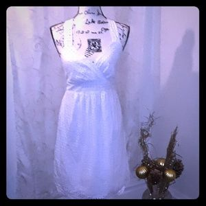 Motherhood White Sundress Sz. Small